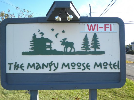 Mangy Moose Motel