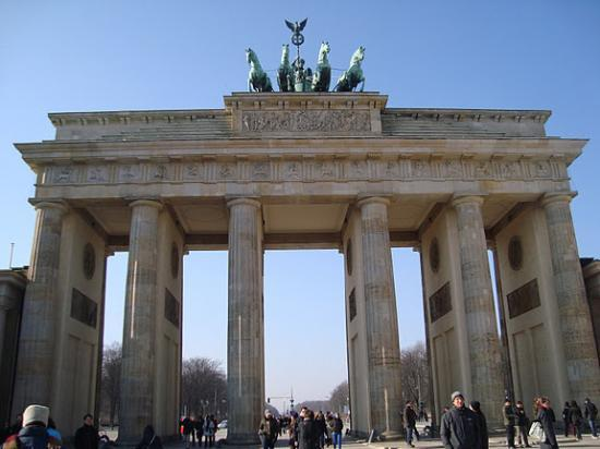 Photos of Brandenburg Gate (Brandenburger Tor), Berlin