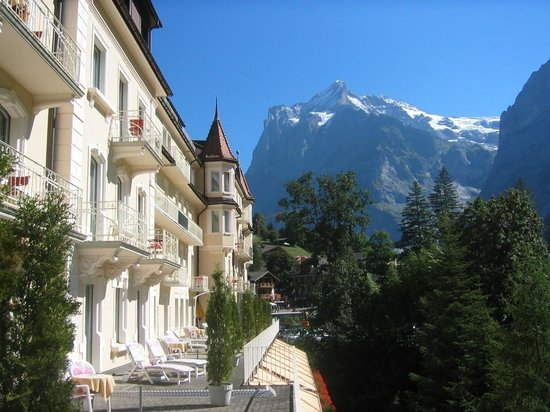 Grand Hotel Regina Grindelwald