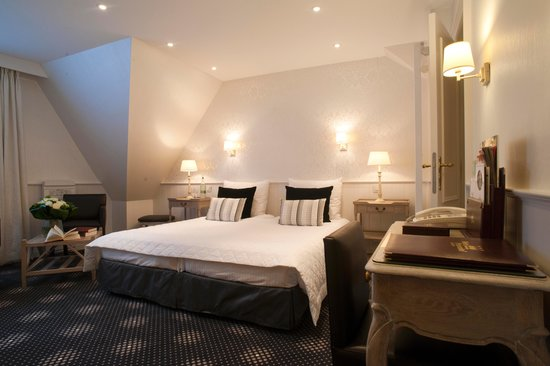 Hotel Prinsenhof Bruges: Superor Room