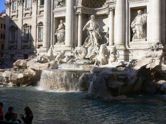 Photos of Trevi Fountain (Fontana di Trevi), Rome