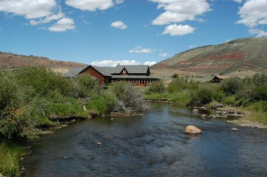 ‪Laramie River Dude Ranch‬