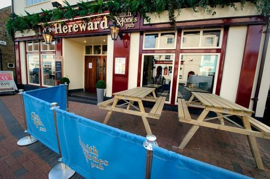 The Hereward Pub