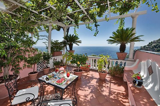 Photo of Hotel Villa Gabrisa Positano
