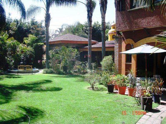 La mansion del sol guadalajara mexico hotel reviews for Au jardin des colibris tripadvisor