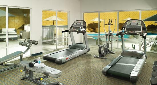‪‪Fairfield Inn by Marriott Los Cabos‬: gym‬