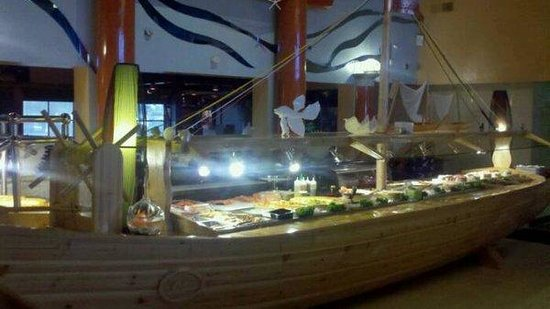 Pacific Sea Food Buffet