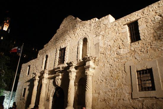 Photos of The Alamo, San Antonio