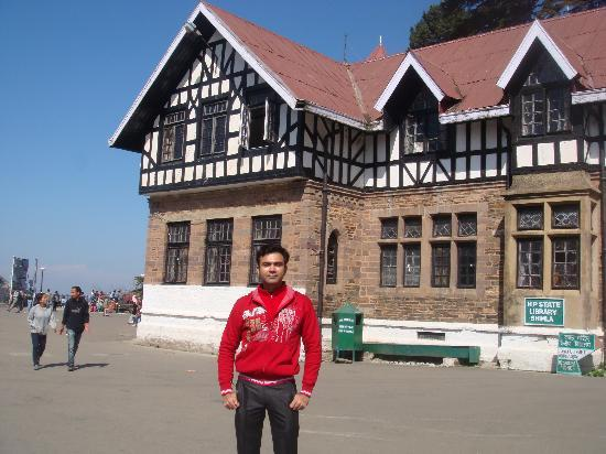 Shimla, Himachal Pradesh Mall road