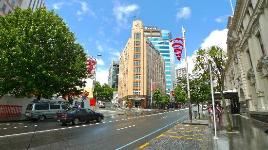 Scenic Hotel Auckland