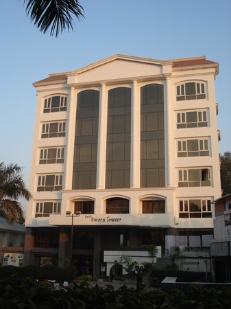 Bareilly, India: Hotel Swarn Towers!!