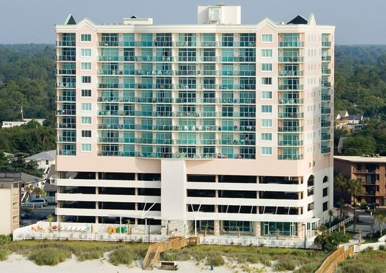 Photo of Blue Water Keyes Resort North Myrtle Beach