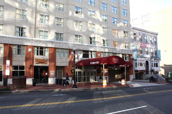 Residence Inn Washington/Dupont Circle: Residence Inn Dupont Circle, Washington DC