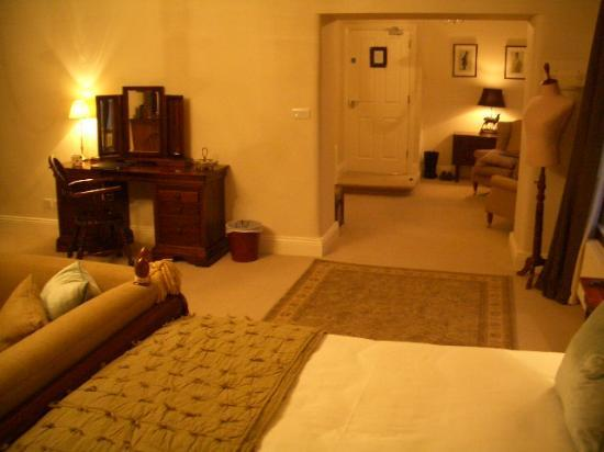 Lupton, UK: Torsin suite