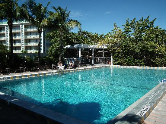 Quality Inn Key West: piscine