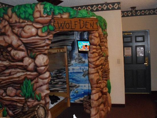 Wolf Den Great Wolf Lodge Great Wolf Lodge Wolf Den