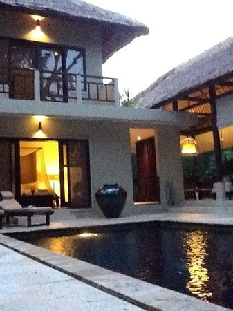 The Gangsa Private Villa by Kayumanis: our lovely villa
