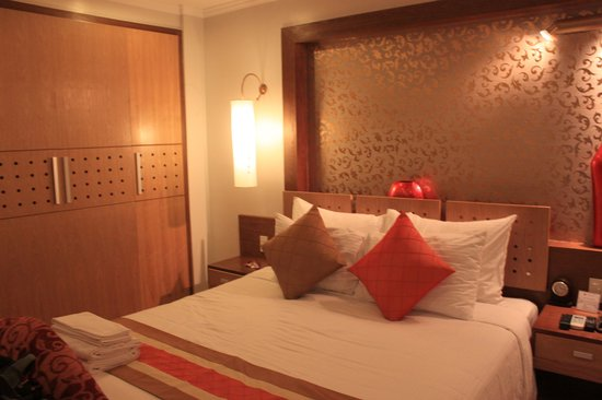 Hanoi Elegance Ruby: spacious room