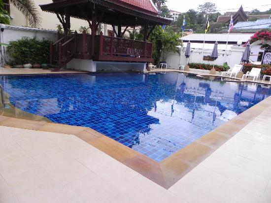 Villa Atchara: Pool