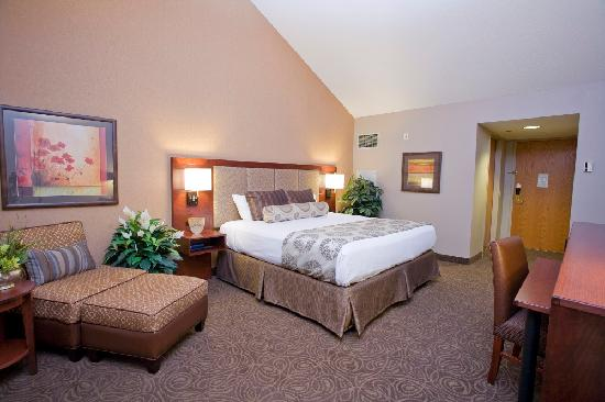 Baraboo, WI: Premier Suite