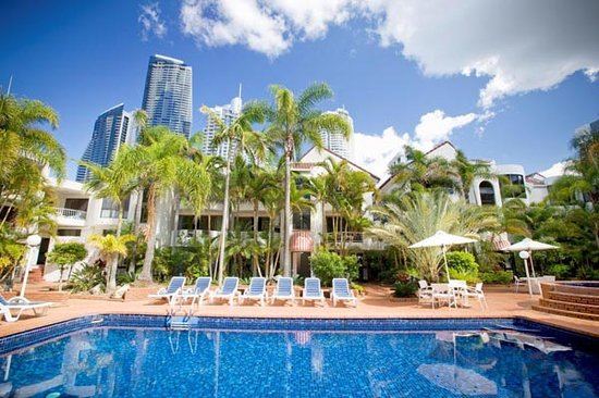 Photo of St. Tropez Apartments Surfers Paradise