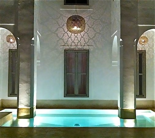 Riad Snan13: Moroccan Night