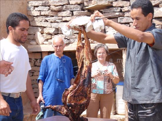 Mechui Picture Of Trilho Salama Day Tours Marrakech