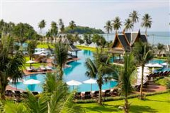 Sofitel Krabi Phokeethra Golf & Spa Resort : Exterior