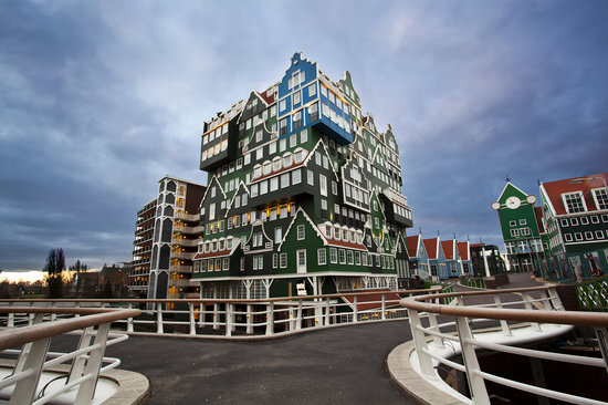 12 of the world s quirkiest hotels for Amsterdam hotel