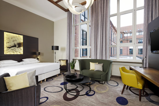 Sheraton Hannover Pelikan Hotel: NEW Junior Suite