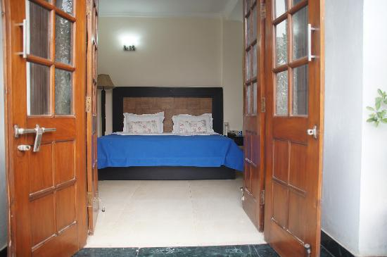 Sai Villa: Room  on the top floor