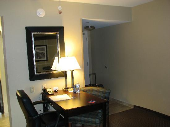Hampton Inn & Suites Omaha - Downtown: Room 3