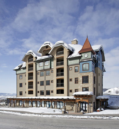 Highmark Steamboat Springs: Exterior