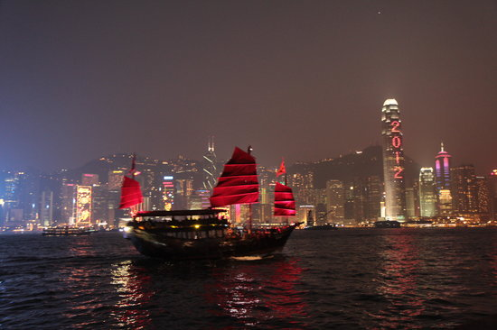 Hong Kong Skyline - Hong Kong - Reviews of Hong Kong Skyline - TripAdvisor