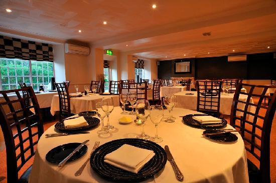 Yeovil Court Hotel: restaurant