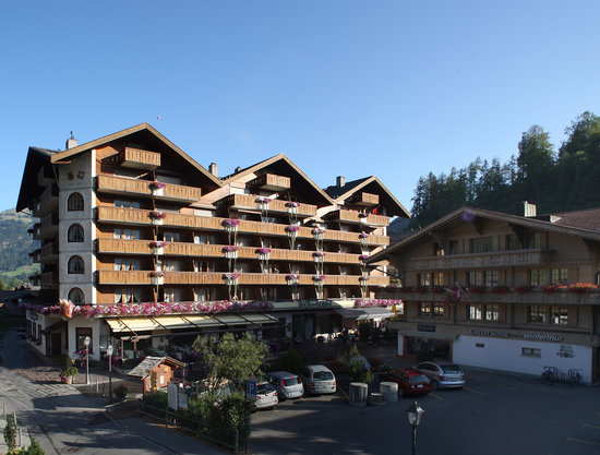 Hotel Bernerhof Gstaad