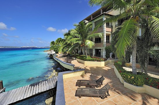 Photo of Bellafonte Luxury Oceanfront Hotel Bonaire