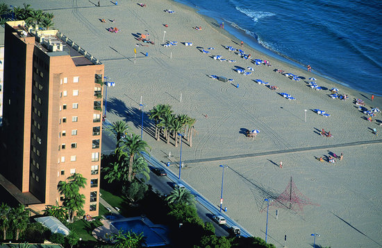Photo of Maria Cristina Beach Benidorm