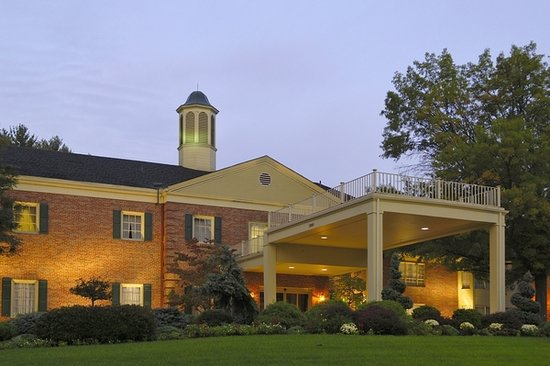 Ohio University Inn &amp; Conference Center: Exterior