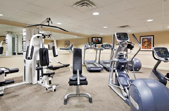 Ohio University Inn &amp; Conference Center: Fitness Center