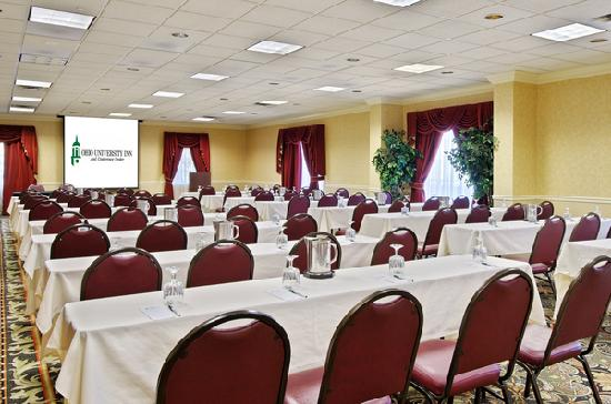 Ohio University Inn &amp; Conference Center: Meeting Room - Classroom