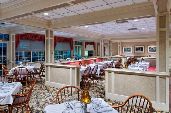 Ohio University Inn & Conference Center: Cutler's Restaurant