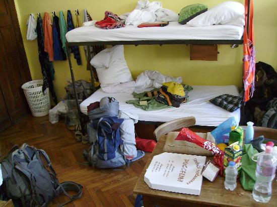 Sir Toby's Hostel: bunk beds