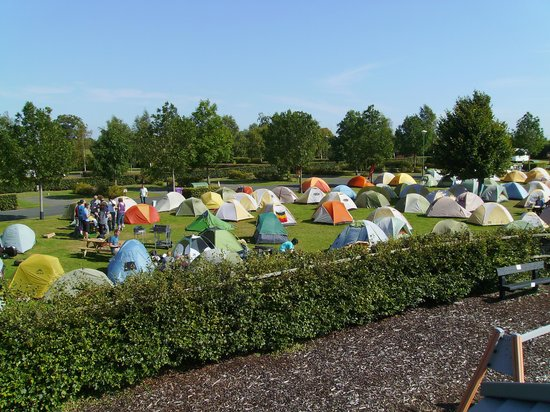 Camac Valley Tourist Caravan and Camping Park