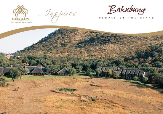‪Bakubung Bush Lodge‬