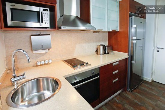 Galateia Residence: Junior Deluxe 1 Bedroom Apartment - Kitchen