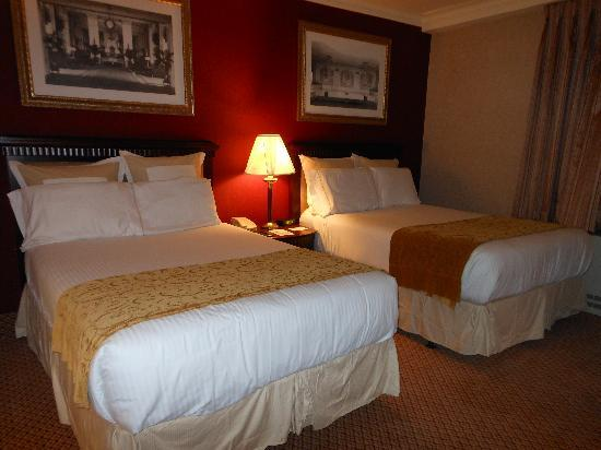 The Roosevelt Hotel: Double Cozy room