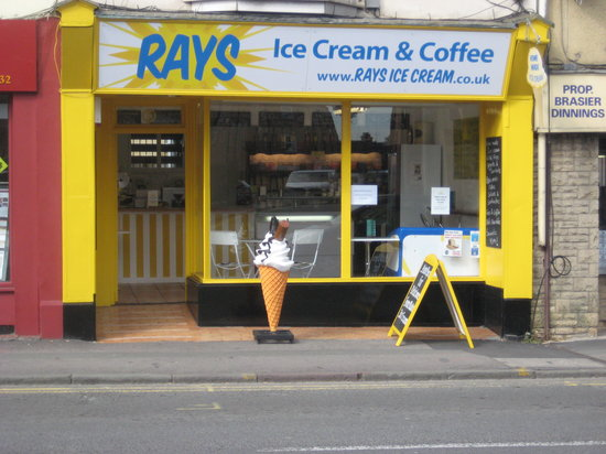 Rays Ice Cream & Coffee