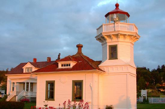 Historic Mukilteo Lighthouse