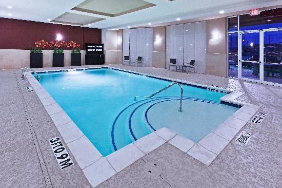 Indoor Salt Water Swimming Pool Picture Of Holiday Inn